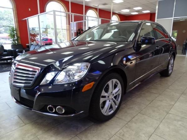 Used 2010 Mercedes-Benz E-Class E350 Luxury for sale Sold at Gravity Autos in Roswell GA 30076 3