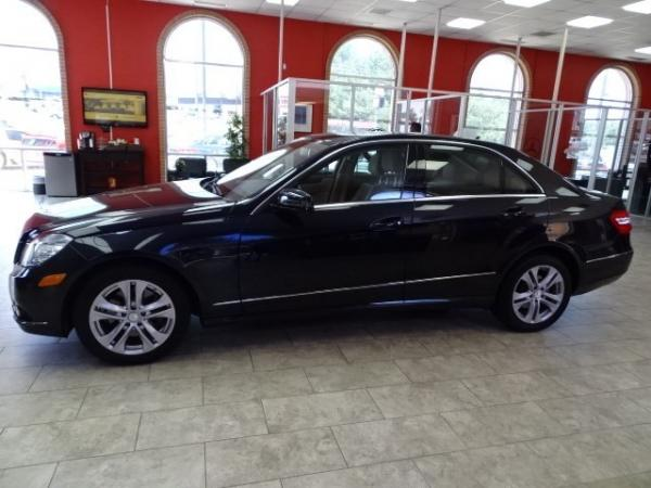 Used 2010 Mercedes-Benz E-Class E350 Luxury for sale Sold at Gravity Autos in Roswell GA 30076 4