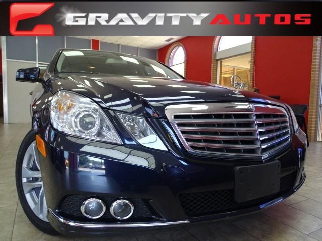 Used 2010 Mercedes-Benz E-Class E350 Luxury for sale Sold at Gravity Autos in Roswell GA 30076 1
