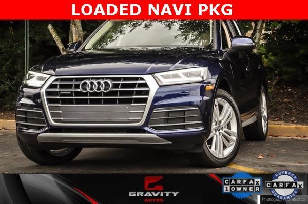 Used 2018 Audi Q5 2.0T Premium Plus for sale $30,995 at Gravity Autos in Roswell GA