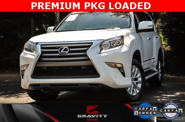 Used 2018 Lexus GX 460 for sale $41,495 at Gravity Autos in Roswell GA