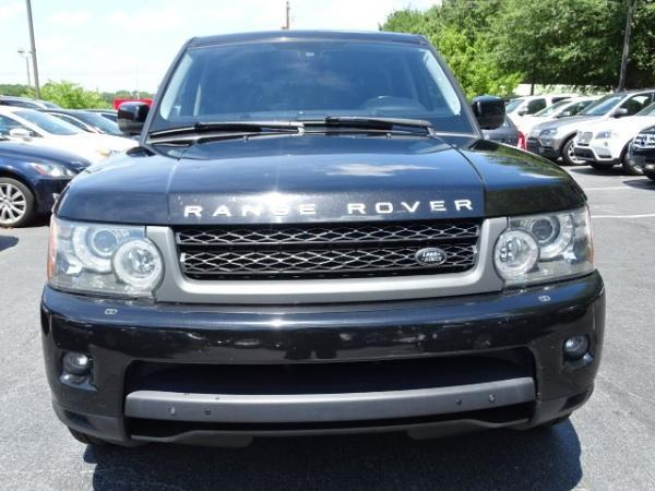 Used 2010 Land Rover Range Rover Sport HSE LUX for sale Sold at Gravity Autos in Roswell GA 30076 2