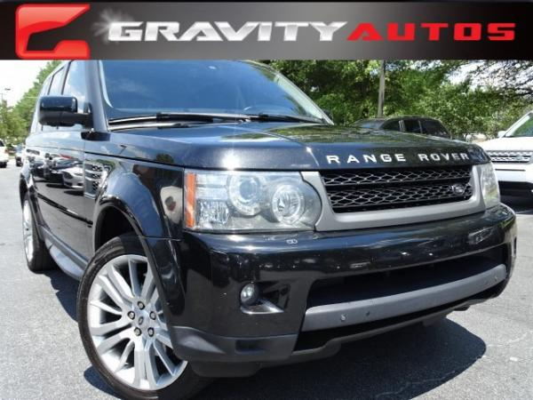 Used 2010 Land Rover Range Rover Sport HSE LUX for sale Sold at Gravity Autos in Roswell GA 30076 1