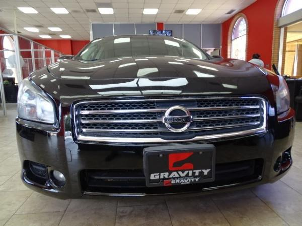 Used 2010 Nissan Maxima 3.5 SV w/Premium Pkg for sale Sold at Gravity Autos in Roswell GA 30076 2