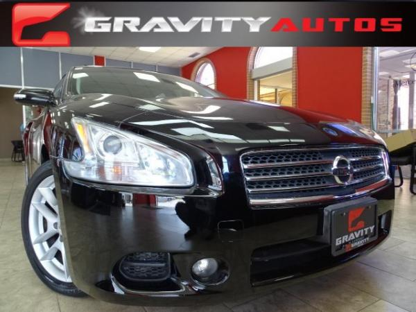 Used 2010 Nissan Maxima 3.5 SV w/Premium Pkg for sale Sold at Gravity Autos in Roswell GA 30076 1