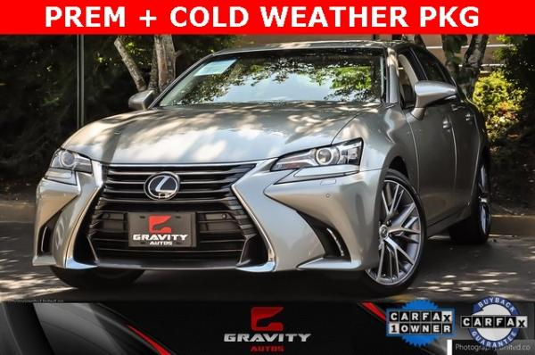 Used 2018 Lexus GS 350 for sale $34,995 at Gravity Autos in Roswell GA