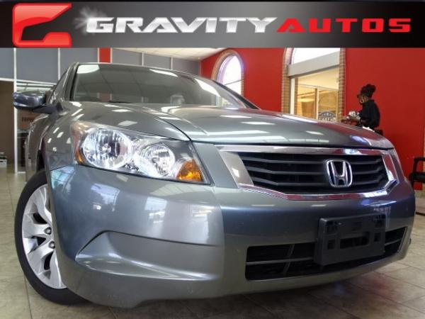 Used 2010 Honda Accord Sdn EX for sale Sold at Gravity Autos in Roswell GA 30076 1