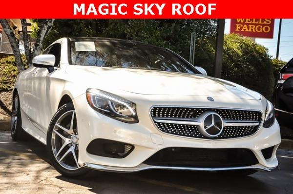 Used 2016 Mercedes-Benz S-Class S 550 for sale Sold at Gravity Autos in Roswell GA 30076 2