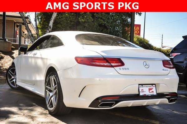 Used 2016 Mercedes-Benz S-Class S 550 for sale Sold at Gravity Autos in Roswell GA 30076 3