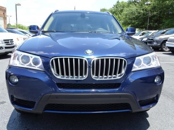 Used 2012 BMW X3 35i for sale Sold at Gravity Autos in Roswell GA 30076 2