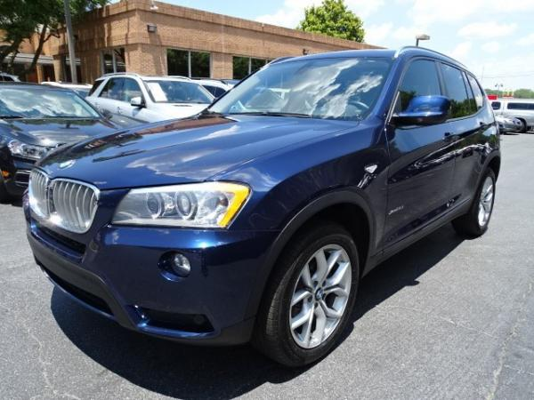 Used 2012 BMW X3 35i for sale Sold at Gravity Autos in Roswell GA 30076 3