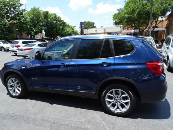 Used 2012 BMW X3 35i for sale Sold at Gravity Autos in Roswell GA 30076 4