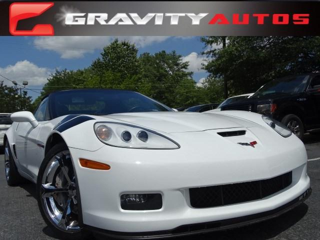 Used 2010 Chevrolet Corvette Z16 Grand Sport w/1LT for sale Sold at Gravity Autos in Roswell GA 30076 1