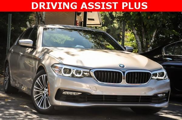 Used 2017 BMW 5 Series 530i for sale Sold at Gravity Autos in Roswell GA 30076 2