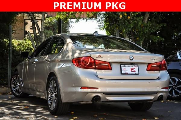 Used 2017 BMW 5 Series 530i for sale Sold at Gravity Autos in Roswell GA 30076 3