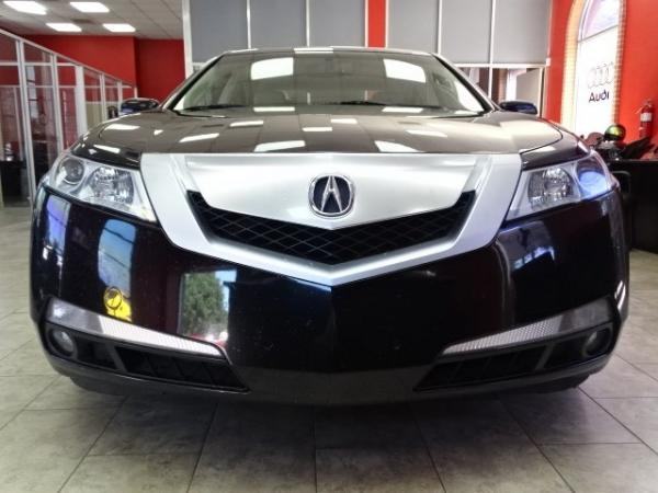 Used 2009 Acura TL Tech for sale Sold at Gravity Autos in Roswell GA 30076 2