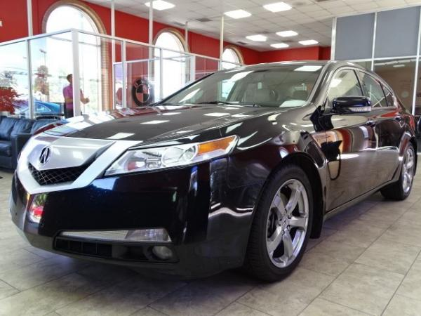 Used 2009 Acura TL Tech for sale Sold at Gravity Autos in Roswell GA 30076 3
