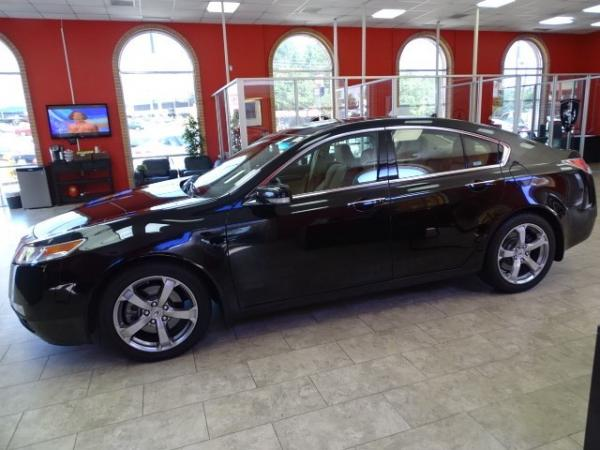 Used 2009 Acura TL Tech for sale Sold at Gravity Autos in Roswell GA 30076 4