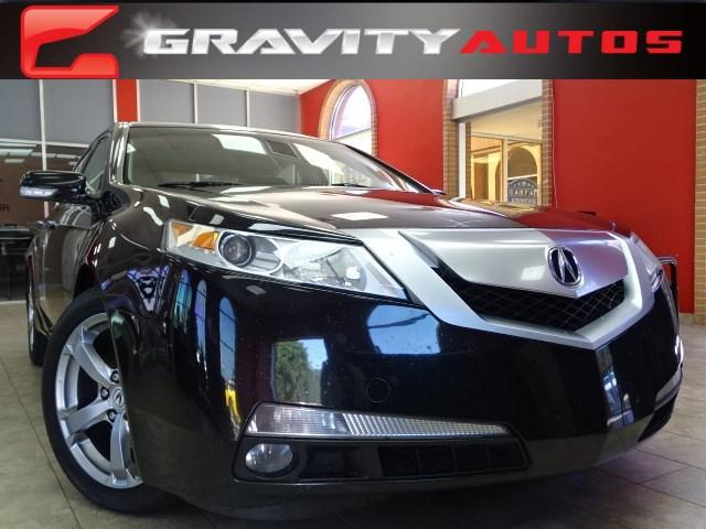 Used 2009 Acura TL Tech for sale Sold at Gravity Autos in Roswell GA 30076 1
