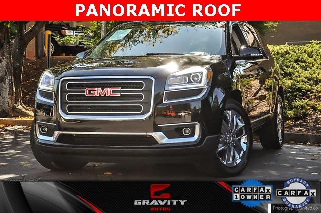 Used 2017 GMC Acadia Limited Limited for sale Sold at Gravity Autos in Roswell GA 30076 1