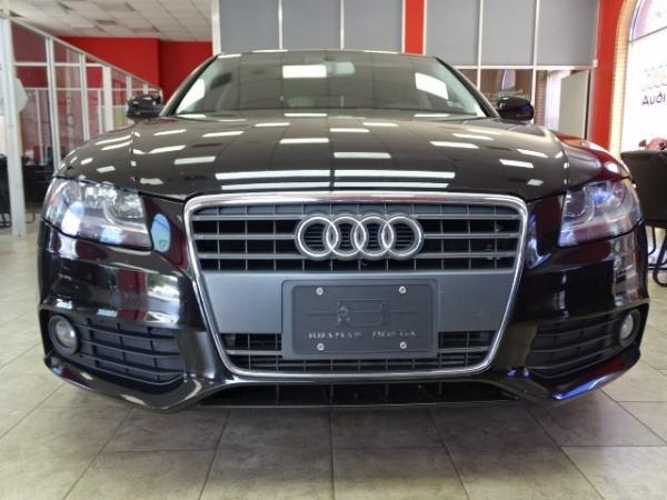 Used 2012 Audi A4 2.0T Premium for sale Sold at Gravity Autos in Roswell GA 30076 2