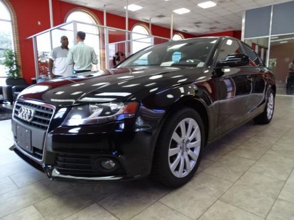 Used 2012 Audi A4 2.0T Premium for sale Sold at Gravity Autos in Roswell GA 30076 3