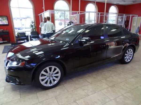 Used 2012 Audi A4 2.0T Premium for sale Sold at Gravity Autos in Roswell GA 30076 4