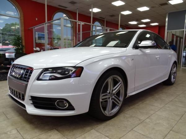 Used 2012 Audi S4 Premium Plus for sale Sold at Gravity Autos in Roswell GA 30076 3