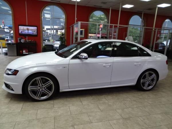 Used 2012 Audi S4 Premium Plus for sale Sold at Gravity Autos in Roswell GA 30076 4