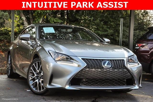 Used 2017 Lexus RC 200t for sale Sold at Gravity Autos Atlanta in Chamblee GA 30341 2