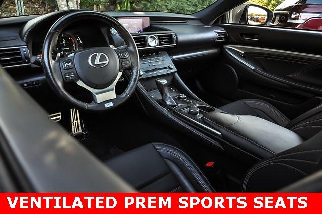 Used 2017 Lexus RC 200t for sale Sold at Gravity Autos Atlanta in Chamblee GA 30341 7