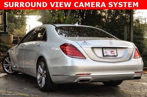 Used 2017 Mercedes-Benz S-Class S 550e for sale Sold at Gravity Autos in Roswell GA 30076 3