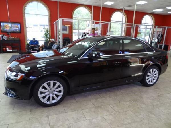 Used 2013 Audi A4 Premium for sale Sold at Gravity Autos in Roswell GA 30076 4