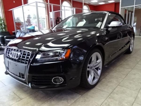 Used 2012 Audi S5 Premium Plus for sale Sold at Gravity Autos in Roswell GA 30076 3