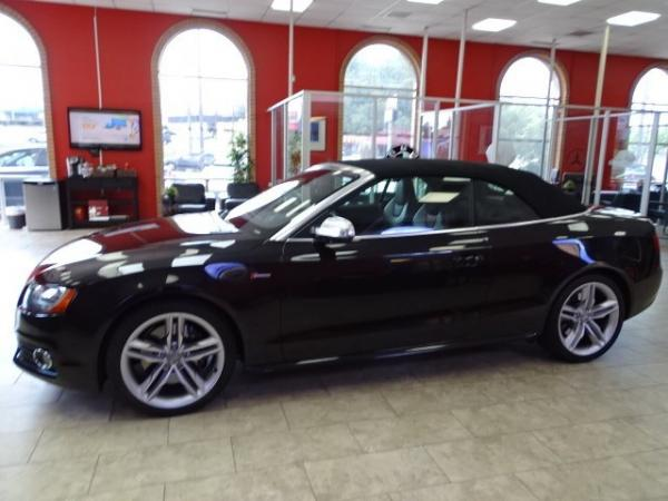 Used 2012 Audi S5 Premium Plus for sale Sold at Gravity Autos in Roswell GA 30076 4