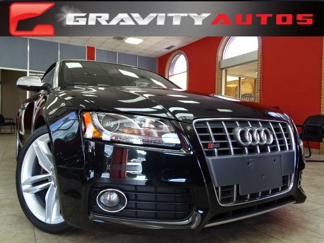 Used 2012 Audi S5 Premium Plus for sale Sold at Gravity Autos in Roswell GA 30076 1