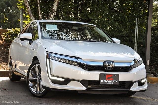 Used 2018 Honda Clarity Plug-In Hybrid for sale Sold at Gravity Autos Atlanta in Chamblee GA 30341 2