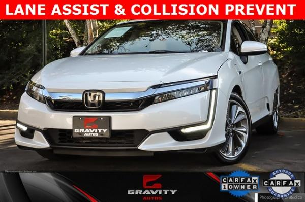 Used 2018 Honda Clarity Plug-In Hybrid for sale $19,643 at Gravity Autos in Roswell GA
