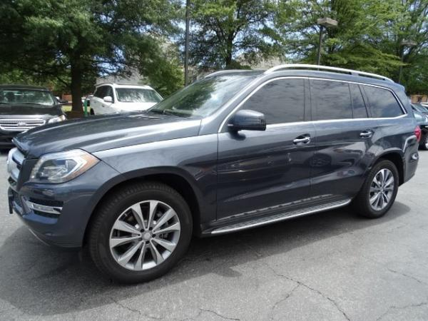 Used 2014 Mercedes-Benz GL-Class GL450 for sale Sold at Gravity Autos in Roswell GA 30076 4