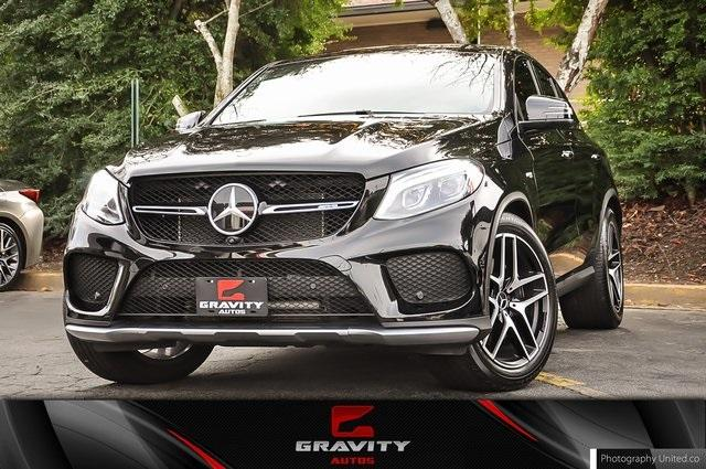 Used 2018 Mercedes Benz Gle Gle 43 Amg Coupe For Sale 59 995 Gravity Autos Stock 099371