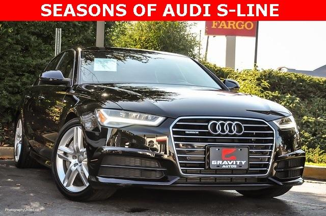 Used 2017 Audi A6 2.0T Premium for sale Sold at Gravity Autos Atlanta in Chamblee GA 30341 2