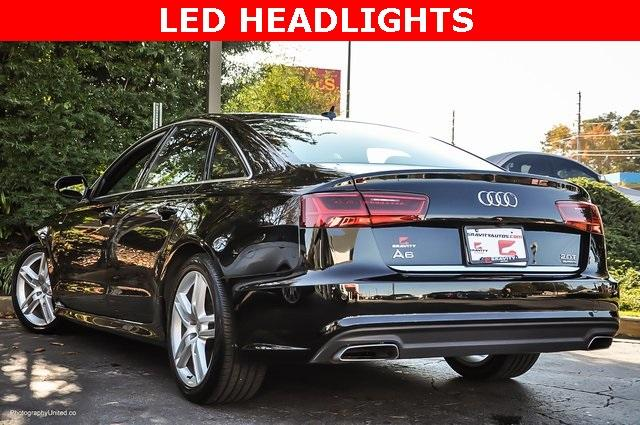 Used 2017 Audi A6 2.0T Premium for sale Sold at Gravity Autos Atlanta in Chamblee GA 30341 3