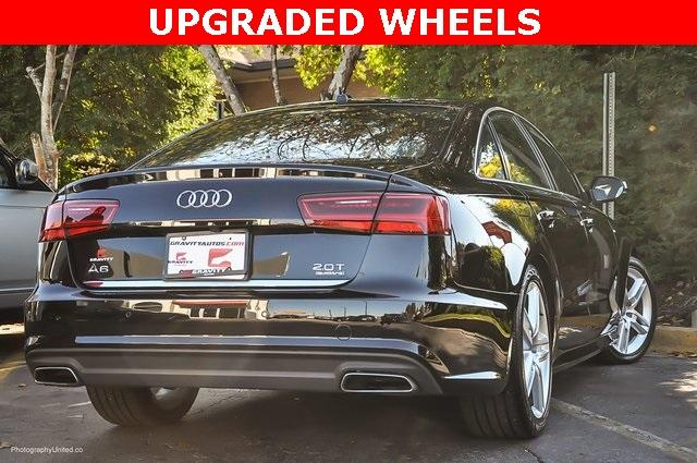 Used 2017 Audi A6 2.0T Premium for sale Sold at Gravity Autos Atlanta in Chamblee GA 30341 4