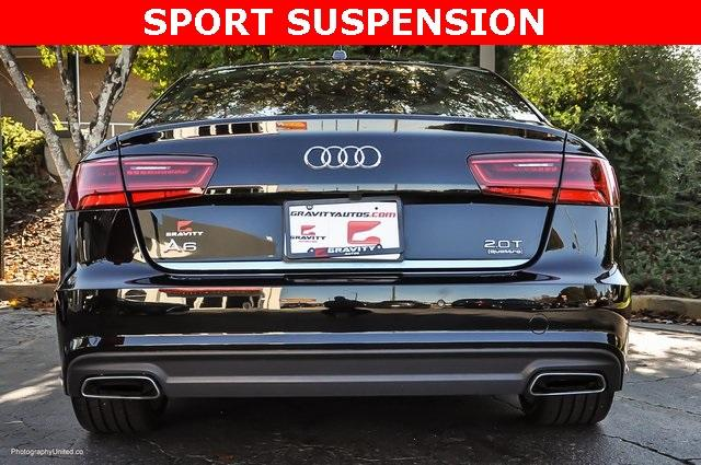 Used 2017 Audi A6 2.0T Premium for sale Sold at Gravity Autos Atlanta in Chamblee GA 30341 5