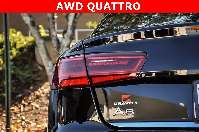 Used 2017 Audi A6 2.0T Premium for sale Sold at Gravity Autos Atlanta in Chamblee GA 30341 6