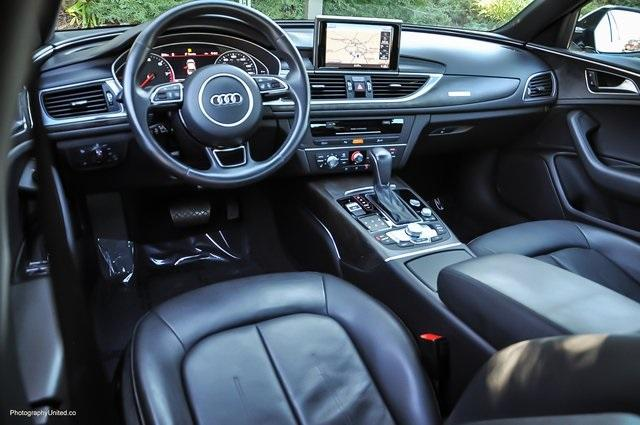 Used 2017 Audi A6 2.0T Premium for sale Sold at Gravity Autos Atlanta in Chamblee GA 30341 7