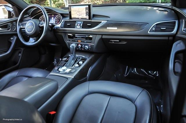 Used 2017 Audi A6 2.0T Premium for sale Sold at Gravity Autos Atlanta in Chamblee GA 30341 8