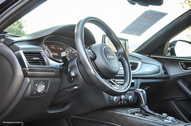 Used 2017 Audi A6 2.0T Premium for sale Sold at Gravity Autos Atlanta in Chamblee GA 30341 9