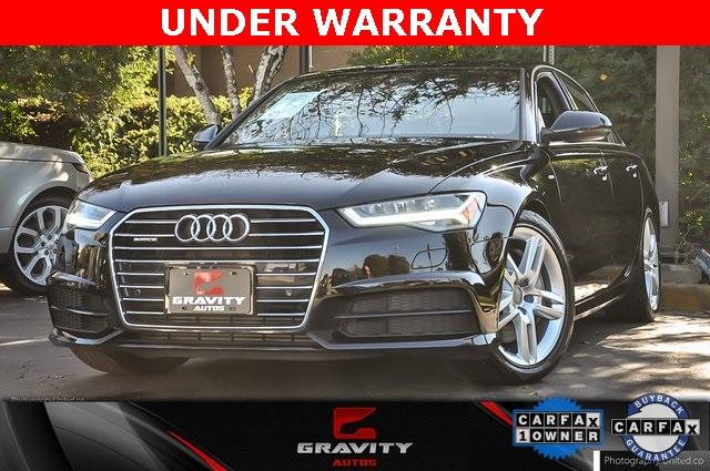 Used 2017 Audi A6 2.0T Premium for sale Sold at Gravity Autos Atlanta in Chamblee GA 30341 1