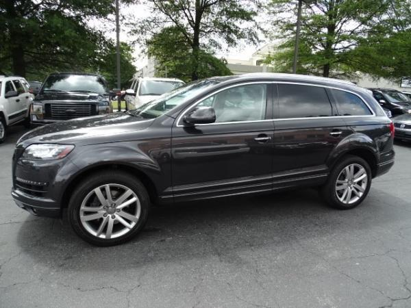 Used 2013 Audi Q7 3.0T Premium Plus for sale Sold at Gravity Autos in Roswell GA 30076 4